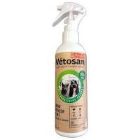 CLEMENT THEKAN Vétosan Spray Répulsif 2 en 1 Animal et Environnement 250 ml