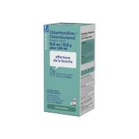 CHLORHEXIDINE/CHLOROBUTANOL Bain de Bouche Biogaran 200 ml (Chlorhexidine/Chlorobutanol)