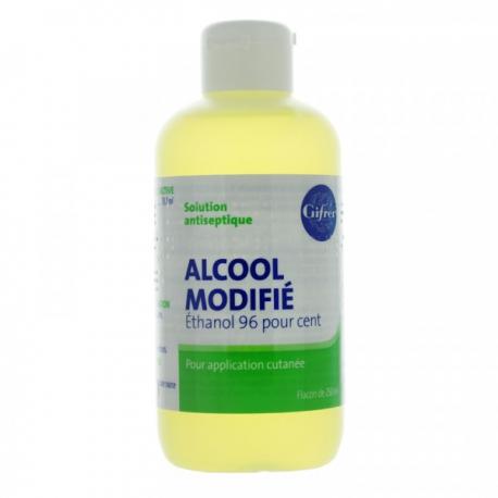 ALCOOL MODIFIE Gifrer 250ml (Ethanol)