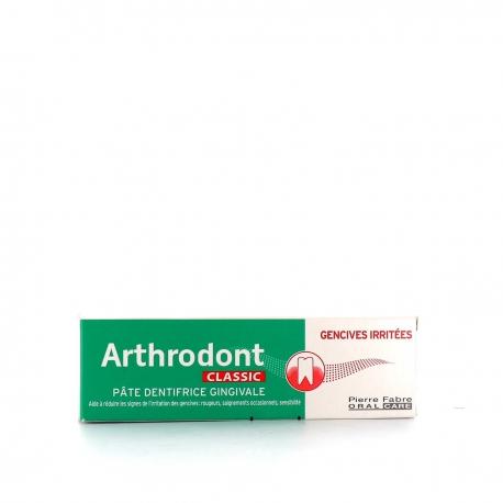 ARTHRODONT Pâte Gingivale 80g ( Enoxolone 1% )