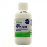 EAU OXYGENEE Gifrer 10 volumes 125 ml (Peroxyde d'hydrogène)