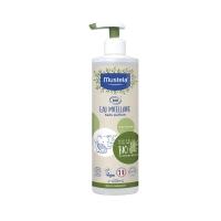 MUSTELA Eau Micellaire Sans Parfum et Sans Rinçage Bio 400 ml