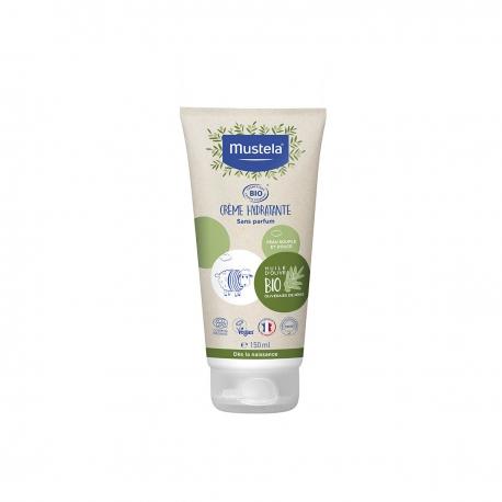 MUSTELA Crème Hydratante Sans Parfum BIO 150 ml