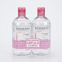 BIODERMA Créaline H2O TS 500ml Lot de 2