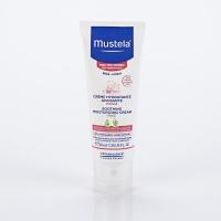 MUSTELA Bébé Crème Hydratante Visage pour Peau Très Sensible 40 ml