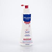MUSTELA Bébé Gel Lavant Apaisant Corps et Cheveux pour Peau Très Sensible  300 ml