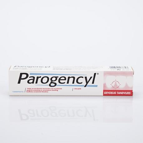 PAROGENCYL Dentifrice Sensibilité Gencives 75 ml