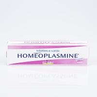 HOMEOPLASMINE Pommade tube 40g (Teinture de : Souci des jardins,Phytolaque,Bryone,Benjoin du Laos,Acide borique)