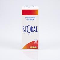 STODAL (Pulsatilla,Rumex crispus,Bryonia,Ipeca,Spongia tosta,Sticta pulmonaria, Antimonium tart,Myocarde,Coccus cacti,Drosera)