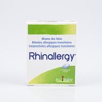 RHINALLERGY  (Allium cepa, Ambrosia artemisiaefolia,Euphrasia off,Histaminum mur,Sabadilla officinarum,Solidago virga aurea)