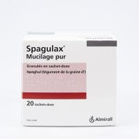 SPAGULAX Mucilage pur 20 sachets (Ispaghul)