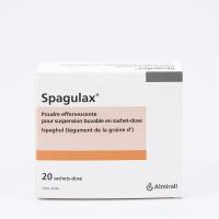 SPAGULAX pdr eff 20 sachets (ispaghul)