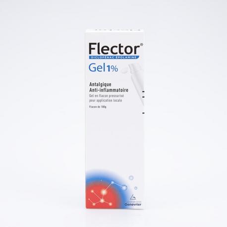 FLECTOR 1% Gel tube 100g (Diclofénac)