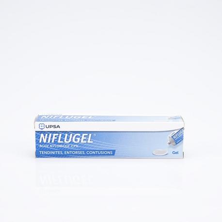 NIFLUGEL 2.5% (Acide niflumique)