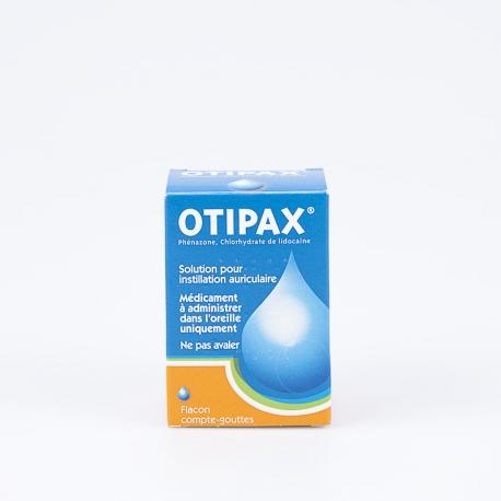 OTIPAX (Phénazone, chlorydrate de lidocaïne)
