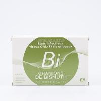 GRANIONS De Bismuth (Nitrate de Bismuth)