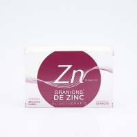 GRANIONS De Zinc (Gluconate de Zinc)