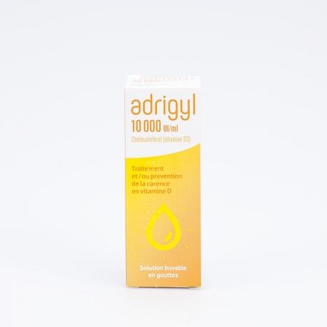 ADRIGYL 10000UI/ML (Cholécalciférol)