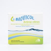 MOVICOL Arôme citron sachets (Macrogol)