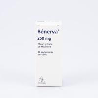 BENERVA 250mg (Chlorhydrate de thiamine)