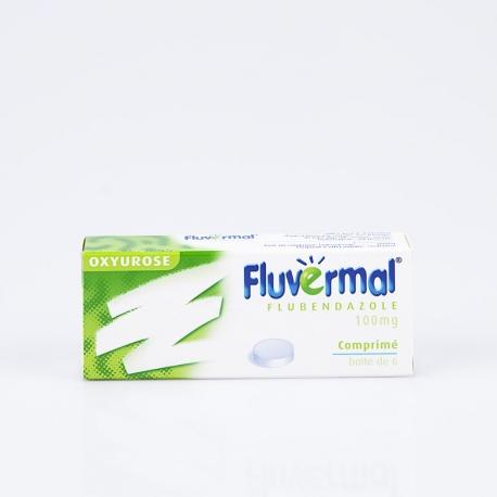 FLUVERMAL 6cp (Flubendazole)