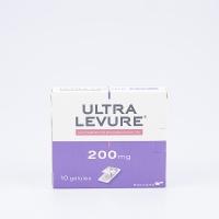 ULTRA-LEVURE 200mg 10 gél (Saccharomyces boulardii)