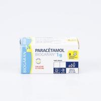 PARACETAMOL 1000mg BGR bte 8 eff (Paracétamol)
