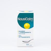 NAUSICALM  Sirop (Dimenhydrinate)