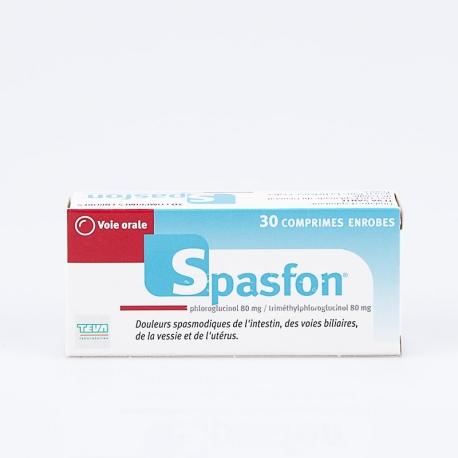 8 spasfons par jour grossesse